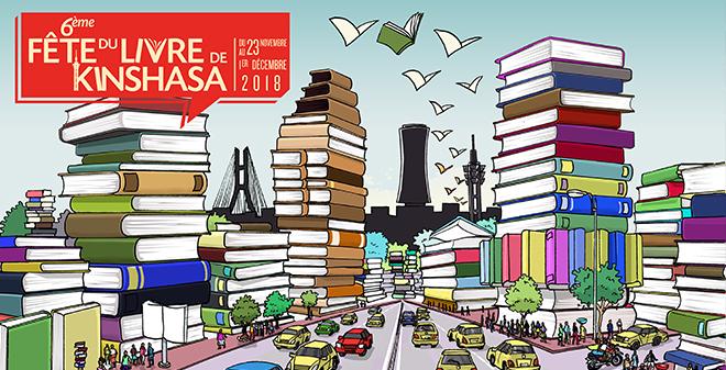 Fete Du Livre De Kinshasa 6e Edition Institut Francais