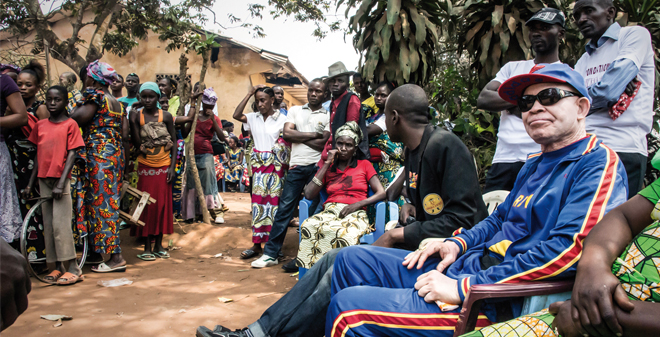 Mwimba Texas - Catch et Albinisme   Institut Français de Kinshasa ...